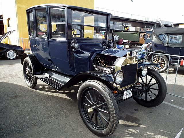 Ford T, 1915-1916